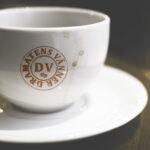 Bilden föreställer en kaffekopp